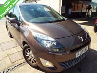 USED 2010 10 RENAULT GRAND SCENIC 1.5 PRIVILEGE TOMTOM DCI 5d 105 BHP