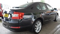 USED 2014 14 SKODA OCTAVIA 1.6TDi ELEGANCE DSG AUTO 5 DOOR 105 BHP Finance? No deposit required and decision in minutes.