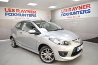 USED 2009 59 MAZDA 2 1.3 TAMURA 3d 84 BHP Great MPG, Elec fold mirrors, 16in alloys, CD/MP3