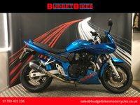 2007 SUZUKI Bandit 650 GSF 650 BANDIT £2690.00