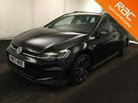 "USED 2017 67 VOLKSWAGEN GOLF 2.0 GTD TDI DSG 5d AUTO 182 BHP 18"" alloys, Adaptive Cruise Control, Bluetooth Connection, Parking sensor"