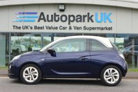 2015 VAUXHALL ADAM 1.0 GLAM 3d 113 BHP £6795.00