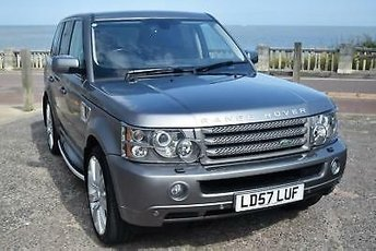 2007 LAND ROVER RANGE ROVER SPORT 3.6TD V8 auto HSE £SOLD