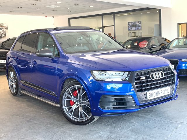 View our AUDI SQ7