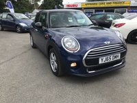 USED 2015 65 MINI HATCH COOPER 1.5 COOPER D 5d 114 BHP IN METALLIC BLUE WITH 49,000 MILES WITH A FULL SERVICE HISTORY APPROVED CARS AND FINANCE ARE PLEASED TO OFFER THIS MINI HATCH COOPER 1.5 COOPER D 5 DOOR 114 BHP IN METALLIC BLUE WITH 49,000 MILES WITH A FULL SERVICE HISTORY. THIS VEHICLE HAS GOT A GREAT SPEC SUCH AS BLUETOOTH, ELECTRIC WINDOWS, ALLOYS, AIR CONDITIONING AND MUCH MORE. THIS VEHICLE IS A PERFECT FAMILY CAR WHICH IS EXTREMELY ECONOMICAL VEHICLE AND IN A LOW INSURANCE BAND