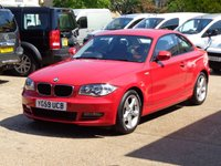 USED 2009 59 BMW 1 SERIES 2.0 118D SPORT 2d 141 BHP full service history