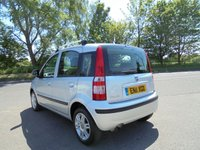 USED 2011 11 FIAT PANDA 1.2 DYNAMIC 5STR 5d 69 BHP