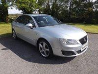 2009 SEAT EXEO 2.0 SE LUX CR TDI 4d 168 BHP £5295.00