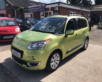 2010 CITROEN C3 PICASSO 1.6 PICASSO EXCLUSIVE HDI 5d 90 BHP £3950.00