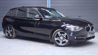 USED 2013 BMW 1 SERIES 116D SPORT 5d 114 BHP