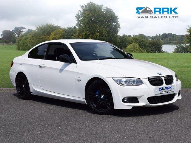 2012 05 BMW 3 SERIES 2.0 320D SPORT PLUS EDITION 2d 181 BHP