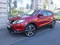 USED 2016 16 NISSAN QASHQAI 1.5 DCI TEKNA 5d 108 BHP ****FINANCE ARRANGED****PART EXCHANGE WELCOME***1 OWNER*CRUISE*LEATHER*DAB*BTOOTH*NAV*360 CAMERA