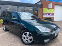 2004 FORD FOCUS 1.8 EDGE TDCI 5d 115 BHP £1295.00