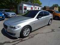USED 2011 L BMW 5 SERIES 3.0 525D AC 4d AUTO 202 BHP