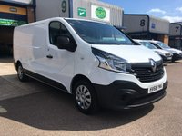 USED 2016 66 RENAULT TRAFIC 1.6 LL29 BUSINESS DCI L2 H1 120 BHP FSH, SATNAV, BLUETOOTH, E/W, P/SENSORS, FINANCE ARRANGED & RENAULT WARRANTY. Remaining Renault warranty until 2020, Service History, 53,000 Miles, SATNAV, E/W, Bluetooth, media connectivity, DAB Radio, rear parking sensors, Drivers airbag, Factory fitted bulk head, Side loading door, Very Good Condition, 1 Owner, remote Central Locking, Drivers Airbag, CD Player/FM Radio, Steering Column Radio Control, Side Loading Door, Barn Rear Doors, spare key & finance arranged on site