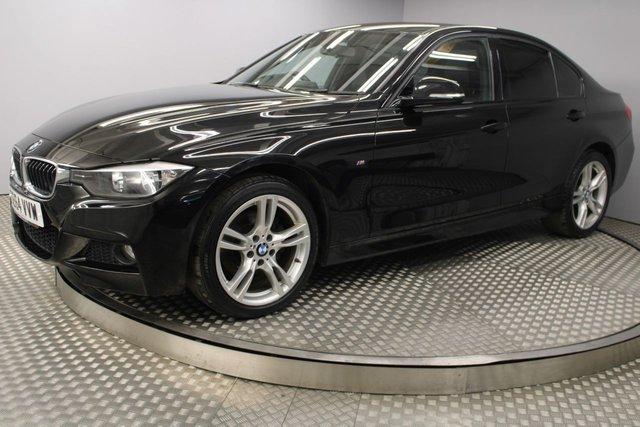 USED 2015 64 BMW 3 SERIES 2.0 320D XDRIVE M SPORT 4d 181 BHP
