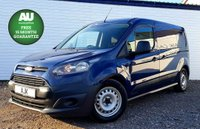 USED 2015 64 FORD TRANSIT CONNECT 1.6 210 P/V 1d 94 BHP