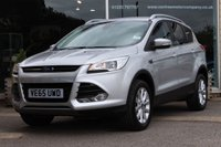 2015 FORD KUGA 1.5 TITANIUM 5d 148 BHP £12411.00