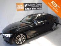 USED 2015 15 BMW 3 SERIES 2.0 320D SPORT 4d AUTO 181 BHP 17 ALLOY WHEELS, BLUETOOTH, SAT NAV
