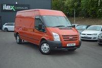 2012 FORD TRANSIT 100 T350 2.2 1d  £5495.00