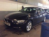 USED 2015 15 BMW 3 SERIES 2.0 320D SPORT 4d AUTO 181 BHP