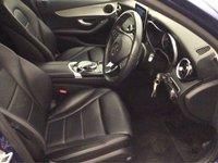 USED 2015 65 MERCEDES-BENZ C CLASS 2.1 C220 D SPORT 5d AUTO 170 BHP