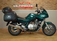1998 YAMAHA XJ900 DIVERSION TOURER 900CC £2295.00