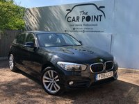 USED 2016 16 BMW 1 SERIES 1.5L 116D SPORT 5d 114 BHP