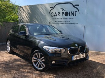 2016 BMW 1 SERIES 1.5L 116D SPORT 5d 114 BHP £11950.00