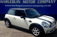 2010 MINI HATCH COOPER 1.6 COOPER 3d 122 BHP £3799.00