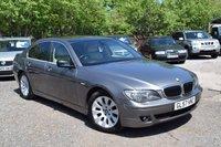 USED 2007 57 BMW 7 SERIES 3.0 730D SE 4d AUTO 228 BHP