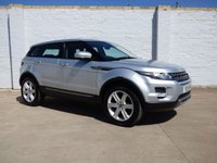 2013 LAND ROVER RANGE ROVER EVOQUE 2.2 SD4 PURE TECH 5d AUTO 190 BHP £15988.00