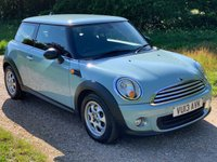 2013 MINI HATCH ONE 1.6 ONE 3d 98 BHP £7290.00