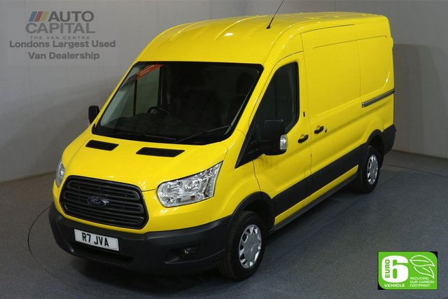 2017 FORD TRANSIT 2.0 290 TREND L2 H2 MWB MEDIUM ROOF 129 BHP EURO 6