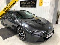 USED 2015 15 BMW I8 1.5 I8 2d AUTO 228 BHP