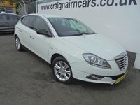 2012 CHRYSLER DELTA 1.4 M-AIR SE 5d 138 BHP £4995.00