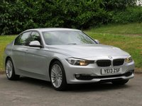 2013 BMW 3 SERIES 2.0 320D LUXURY 4d 184 BHP £10490.00