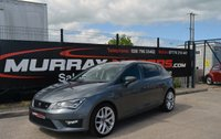 2016 SEAT LEON 2.0 TDI FR TECHNOLOGY 5DOOR 150 BHP £10450.00
