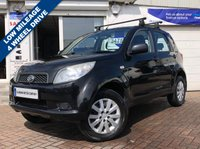 USED 2007 57 DAIHATSU TERIOS 1.5 S 5d 104 BHP SUPPLIED WITH 12 MONTHS MOT, LOVELY 4X4 TO DRIVE