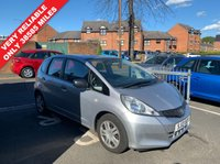 USED 2012 12 HONDA JAZZ 1.2 I-VTEC S AC 5d 89 BHP 38585 MILES FROM NEW, AIR CON, MEDIA INPUT, FOLDING REAR SEATS, VERY PRACTICAL AND SPACIOUS, ECONOMICAL AND RELIABLE VTEC ENGINE, GREAT CONDITION INSIDE AND OUT, MEETS ALL LARGE CITY EMISSION STANDARDS.