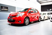2014 TOYOTA YARIS 1.4 D-4D ICON PLUS 5d 90 BHP £6495.00