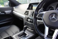 USED 2011 61 MERCEDES-BENZ E CLASS 2.1 E220 CDI BLUEEFFICIENCY SPORT ED125 2d AUTO 170 BHP