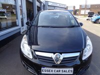 USED 2008 58 VAUXHALL CORSA 1.4 DESIGN 16V TWINPORT 5d AUTO 90 BHP