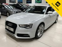 USED 2015 15 AUDI A5 2.0 TDI QUATTRO S LINE S/S 2d 175 BHP 4WD COUPE