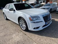 USED 2012 62 CHRYSLER 300C 3.0 CRD LIMITED 4d AUTO 236 BHP