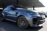 2016 LAND ROVER RANGE ROVER SPORT SVR 5.0 V8 DYNAMIC 5d AUTO 503 BHP £79990.00