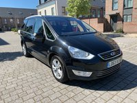 USED 2014 63 FORD GALAXY 2.0L TITANIUM TDCI 5d 138 BHP 7 Seats, Titanium, Finance, MOT, Warranty