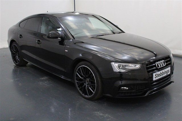 2016 66 AUDI A5 2.0 TDI BLACK EDITION PLUS 5d 187 BHP