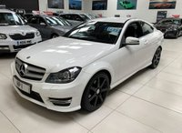 2015 MERCEDES-BENZ C CLASS 2.1 C220 CDI AMG SPORT EDITION 2d AUTO 168 BHP COUPE £12995.00