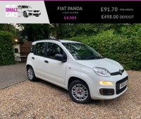 USED 2015 65 FIAT PANDA 1.2 EASY 5d 69 BHP £30 YEAR TAX MEGA LOW MILES AIR CON ELEC WINDOWS POWER STEERING